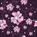 σκοτεινά λουλούδια Στοκ Εικόνες