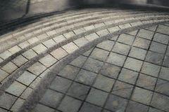 σκοτεινά σκαλοπάτια Στοκ φωτογραφία με δικαίωμα ελεύθερης χρήσης