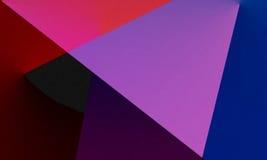 Σκοτεινά χρώματα μιγμάτων (σύσταση υφασμάτων) Στοκ φωτογραφία με δικαίωμα ελεύθερης χρήσης