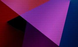 Σκοτεινά χρώματα μιγμάτων Στοκ Εικόνες