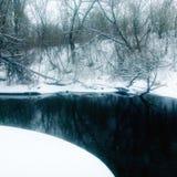 σκοτεινά ύδατα Στοκ εικόνες με δικαίωμα ελεύθερης χρήσης