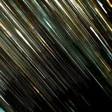 Σκοτεινές γραμμές λωρίδων με το βάθος του τομέα στοκ εικόνα με δικαίωμα ελεύθερης χρήσης
