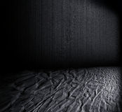 Σκοτεινή ανασκόπηση Grunge Στοκ Φωτογραφίες