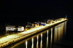 Σκοτεινή αντανάκλαση Στοκ εικόνες με δικαίωμα ελεύθερης χρήσης
