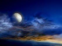 σκοτεινή απεικόνιση φαντ&al Στοκ εικόνες με δικαίωμα ελεύθερης χρήσης