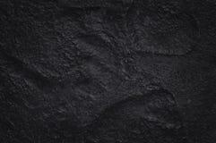 Σκοτεινή γκρίζα μαύρη σύσταση πλακών στο φυσικό σχέδιο μαύρος τοίχος πετρών Στοκ εικόνα με δικαίωμα ελεύθερης χρήσης