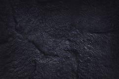 Σκοτεινή γκρίζα μαύρη σύσταση πλακών στο φυσικό σχέδιο μαύρος τοίχος πετρών Στοκ φωτογραφία με δικαίωμα ελεύθερης χρήσης