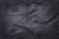 Σκοτεινή γκρίζα μαύρη σύσταση πλακών στο φυσικό σχέδιο μαύρος τοίχος πετρών Στοκ Εικόνα