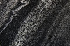 Σκοτεινή γκρίζα μαύρη υπόβαθρο ή σύσταση πλακών το σχέδιο μπορεί χρησιμοποιημένο BA Στοκ Εικόνα