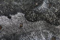 Σκοτεινή γκρίζα μαύρη υπόβαθρο ή σύσταση πλακών το σχέδιο μπορεί χρησιμοποιημένο BA Στοκ φωτογραφία με δικαίωμα ελεύθερης χρήσης