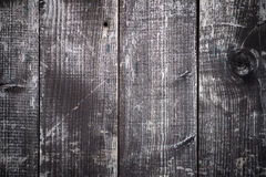 Σκοτεινή γκρίζα ξύλινη σύσταση υποβάθρου Στοκ Φωτογραφίες