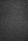 Σκοτεινή γκρίζα σύσταση εγγράφου άμμου με το σιτάρι Στοκ Φωτογραφίες