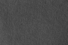 Σκοτεινή γκρίζα σύσταση εγγράφου Στοκ εικόνες με δικαίωμα ελεύθερης χρήσης