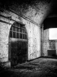 Σκοτεινή γωνία Στοκ φωτογραφίες με δικαίωμα ελεύθερης χρήσης