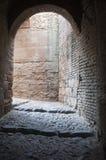 σκοτεινή διάβαση πεζών αψί&de Στοκ φωτογραφίες με δικαίωμα ελεύθερης χρήσης