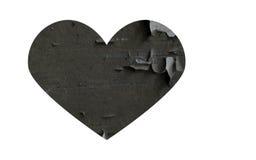 σκοτεινή καρδιά Στοκ Εικόνα