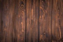 Σκοτεινή καψαλισμένη ξύλινη σύσταση, υπόβαθρο Στοκ Εικόνα