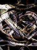 σκοτεινή κοτσίδα στοκ φωτογραφία με δικαίωμα ελεύθερης χρήσης