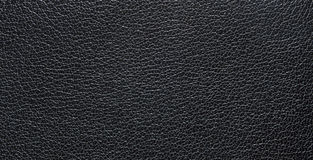 Σκοτεινή μαύρη σύσταση του φυσικού δέρματος, με τις φλέβες Σύσταση δέρματος Στοκ εικόνα με δικαίωμα ελεύθερης χρήσης