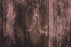 Σκοτεινή ξύλινη χρήση πινάκων για το υπόβαθρο Κενό πρότυπο Στοκ εικόνες με δικαίωμα ελεύθερης χρήσης