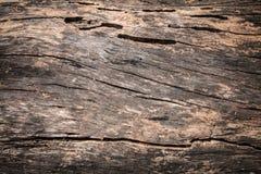 Σκοτεινή ξύλινη σύσταση Στοκ εικόνα με δικαίωμα ελεύθερης χρήσης