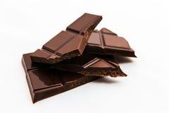 Σκοτεινή σοκολάτα στοκ εικόνα