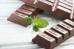 Σκοτεινή σοκολάτα Στοκ Φωτογραφία