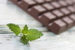 Σκοτεινή σοκολάτα Στοκ φωτογραφία με δικαίωμα ελεύθερης χρήσης
