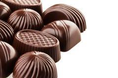 Σκοτεινή σοκολάτα Στοκ Εικόνες