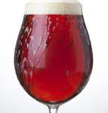 σκοτεινή σύσταση μπύρας Στοκ Εικόνες