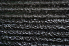 Σκοτεινή σύσταση πετρών τοίχων, υπόβαθρο Στοκ Φωτογραφία