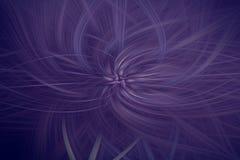 Σκοτεινή fractal φλογών προεξοχή υποβάθρου βαθιά διανυσματική απεικόνιση