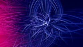 Σκοτεινή fractal φλογών προεξοχή υποβάθρου φως ελεύθερη απεικόνιση δικαιώματος