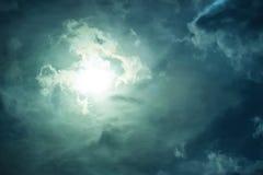 σκοτεινός ήλιος ουραν&omicr στοκ εικόνες με δικαίωμα ελεύθερης χρήσης