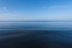 Σκοτεινός και βαθύς ωκεανός Στοκ φωτογραφίες με δικαίωμα ελεύθερης χρήσης