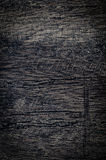 σκοτεινός ξύλινος ανασκ Στοκ Εικόνες