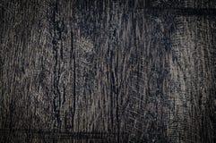 σκοτεινός ξύλινος ανασκ Στοκ Φωτογραφία