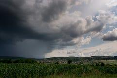 σκοτεινός ουρανός στοκ φωτογραφία με δικαίωμα ελεύθερης χρήσης
