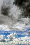 σκοτεινός ουρανός Στοκ Εικόνες