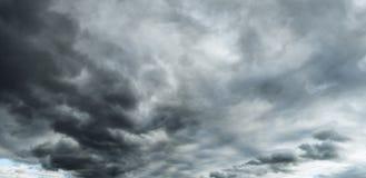 Σκοτεινός ουρανός XXL Στοκ Εικόνα
