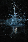 σκοτεινός παφλασμός Στοκ Εικόνες