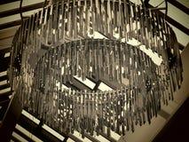Σκοτεινός πολυέλαιος στοκ φωτογραφία με δικαίωμα ελεύθερης χρήσης