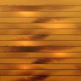 σκοτεινός φυσικός ξύλινος ανασκόπησης Στοκ Φωτογραφίες