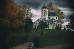 Σκοτεινός χρόνος Στοκ Εικόνες