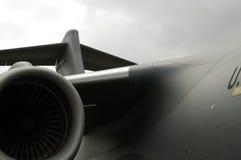 σκοτεινό αεροπλάνο στοκ φωτογραφία με δικαίωμα ελεύθερης χρήσης