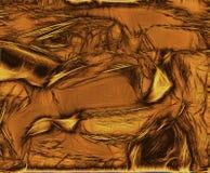 Σκοτεινό αφηρημένο υπόβαθρο αιθουσών διανυσματική απεικόνιση
