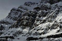 σκοτεινό βουνό Στοκ εικόνες με δικαίωμα ελεύθερης χρήσης