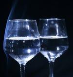 σκοτεινό γυαλί Στοκ Εικόνες