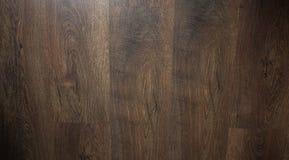 Σκοτεινό δρύινο πάτωμα Ξύλινο πάτωμα, δρύινο παρκέ - ξύλινο δάπεδο, δρύινο φύλλο πλαστικού στοκ εικόνες με δικαίωμα ελεύθερης χρήσης