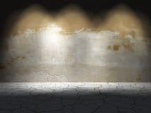 σκοτεινό δωμάτιο Στοκ φωτογραφία με δικαίωμα ελεύθερης χρήσης
